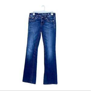 MISS ME Boot Cut Jeans JP5138